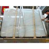 Sale를 위한 눈 White Marble Natural Stone Slabs