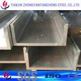 6061 6063 het Kanaal van Aluminium C in de Fabrikant van China in Aluminium