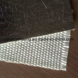 Foil di alluminio Backed Fiberglass Fabric per Heat Insulation