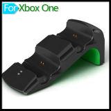 2 Gamepad Batterien u. USB-Ladung-Kabel-Doppelaufladeeinheits-Dock-Station für Microsoft xBox eins Controller-Spiel-Zubehör