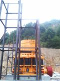 150-300tph (WLC1300)를 가진 사용된 콘 쇄석기