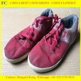 Zweite Handgroßverkauf verwendete Schuhe