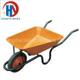 Bm3800 60L 4cbf Wheelbarrow bandeja metálica