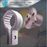 Più nuovo pezzo fuso di sabbia duttile personalizzato del ferro del ghisa grigio