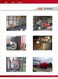 El incinerador de desechos médicos Olpy sin la contaminación secundaria
