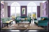 Punto stabilito di promozione del sofà poco costoso del tessuto