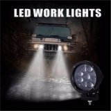 Camion SUV fuori strada della barca chiara 10-60V del lavoro della lampada LED del punto