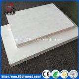 漂白された白く完全なポプラの合板を包む15mmの18mm商業家具
