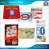 Advertizing (*NF01F06007)를 위한 싼 관례 만들어진 Flags 그리고 Banners