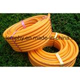 PVC 4 couches de boyau à haute pression de jet