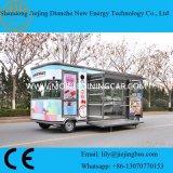 Personalizado Caminhão de Aluguel de Vendas de Rua com Ce