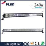 42 pouces Offroad LED Light Bar 240W 19200lm spot Flood Poutre