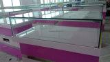 Vetrina della visualizzazione di Sunglass e scatola di presentazione