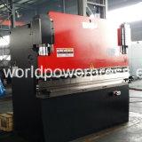 máquina de dobra da folha de metal 200ton com tabela de 3m
