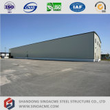 Prefabricated 창고 건축 강철 구조물