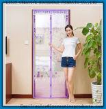 Heiße Verschluss-Tür-magnetischer Moskito-Netz-Tür-Vorhang-Tür-Bildschirm der Art-2017
