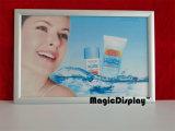 LED 알루미늄 후면발광 전시 광고