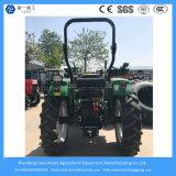 ферма 55HP 4WD аграрная/сад/тепловозная ферма/миниая быть фермером/лужайка/трактор управления рулем силы