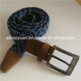 Cinghia elastica Braided con l'inarcamento liscio della lega, cinghia blu