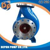 높게 부식성 액체를 위한 불소 플라스틱에 의하여 일렬로 세워지는 화학 펌프