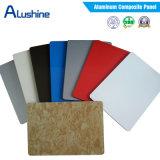 Comitato composito di alluminio materiale Dibond (3mm della stampa del segno del tabellone per le affissioni UV bianco della scheda 6mm)