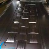 Verschiedene Panel-Tür-Häute mit Melamin Sapele/Buche/Walnuss