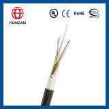 Nichtmetallisches Faser-Optikkabel für im Freiennetz Gyfy