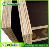 la película de la tarjeta de la madera contrachapada de 1220*2440*18m m hizo frente a precio de la madera contrachapada