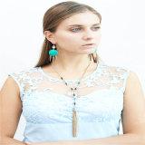 De nieuwe Halsband van de Juwelen van de Manier van de Parel van het Glas van het Punt Acryl