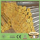 セリウムが付いている良質80kg/M3のグラスウールの管
