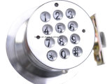 Het elektronische Anti-diefstal Slot van de Deur van de Veiligheid van het Toetsenbord van Keyless van de Code van het Slot Digitale