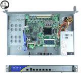 6*Intel 82583V 기가비트 근거리 통신망을%s 가진 B75 LGA1155 방화벽 상자 /1u 선반 서버