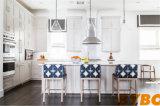 De Moderne Houten Keukenkast van uitstekende kwaliteit van de Lak (door-l-80)