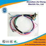 Cable de enchufe y cable de cable de montaje