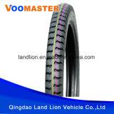 대중적인 러그 패턴 기관자전차 타이어 2.75-17, 3.00-17