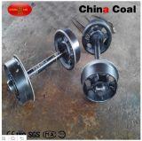 Колеса автомобиля для моих, колесо группы угля Китая фуры шахты