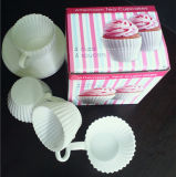Moule à gâteau en silicone - Le gâteau à la coupe Moule à gâteau Pan-DIY