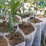 プラント花のSeedbedのシードの成長する袋のためのPP SpunbondのNonwovenファブリック