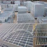 Reja de acero del hierro de Galvanzied como pasillo de la construcción