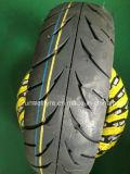 Motorrad-Roller ermüdet 120/70-12