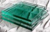 薄板にされた構築のガラス染められた薄板にされたガラス着色された薄板にされたガラス