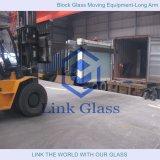 ガラス転送の棚か鋼鉄棚を高く上げることはかガラスフレームを運ぶ