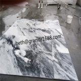 Tegel van de Vloer van de Tegel van de lage Prijs de Bewolkte Grijze Marmeren Marmeren