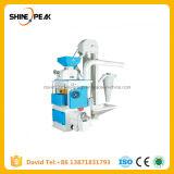 Les machines agricoles moulin à riz de la machine combinée avec du riz et le riz Destoner Husker