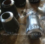 Instalaciones de tuberías de la autógena - reductores concéntricos