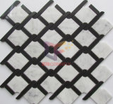 Светотеневая смешанная мраморный плитка мозаики (CFS1142)