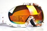 卸し売りオレンジミラーのパソコンレンズはガラスのスキーゴーグルを遊ばす
