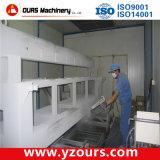 Riga di rivestimento della polvere/macchina/strumentazione elettrostatiche manuali
