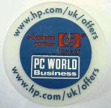 Logotipo interessante Montanha Russa de PVC de borracha de silicone Personalizado Coaster