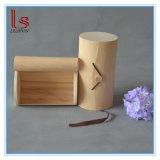 Suave personalizados de madera pura de la corteza de corcho de verificación para el embalaje